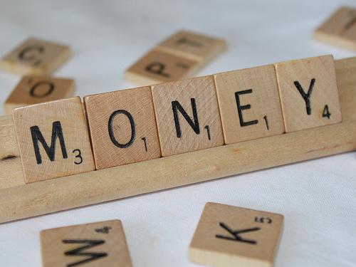 dinero madera